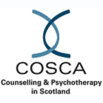 COSCA - Counselling and Psychotherapy in Scotland logo